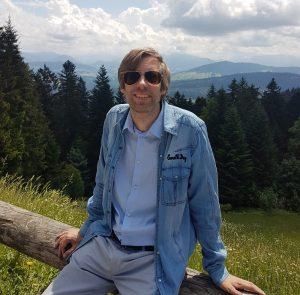 Über den Gründer und Autor von Fußball und Football News