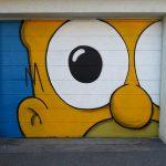 Die Simpsons zu Besuch im NFL-Studio von Fox