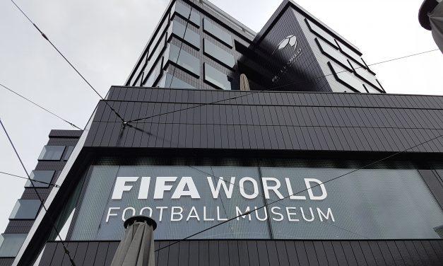 Fußball und Football News auf Reisen – der Premieren-Post: das FIFA World Football Museum in Zürich