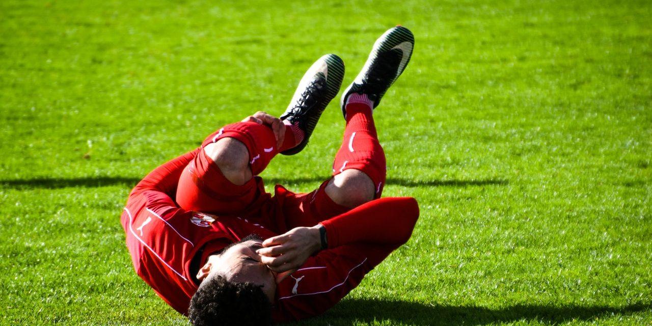 Die schlimmsten Verletzungen im Fußball